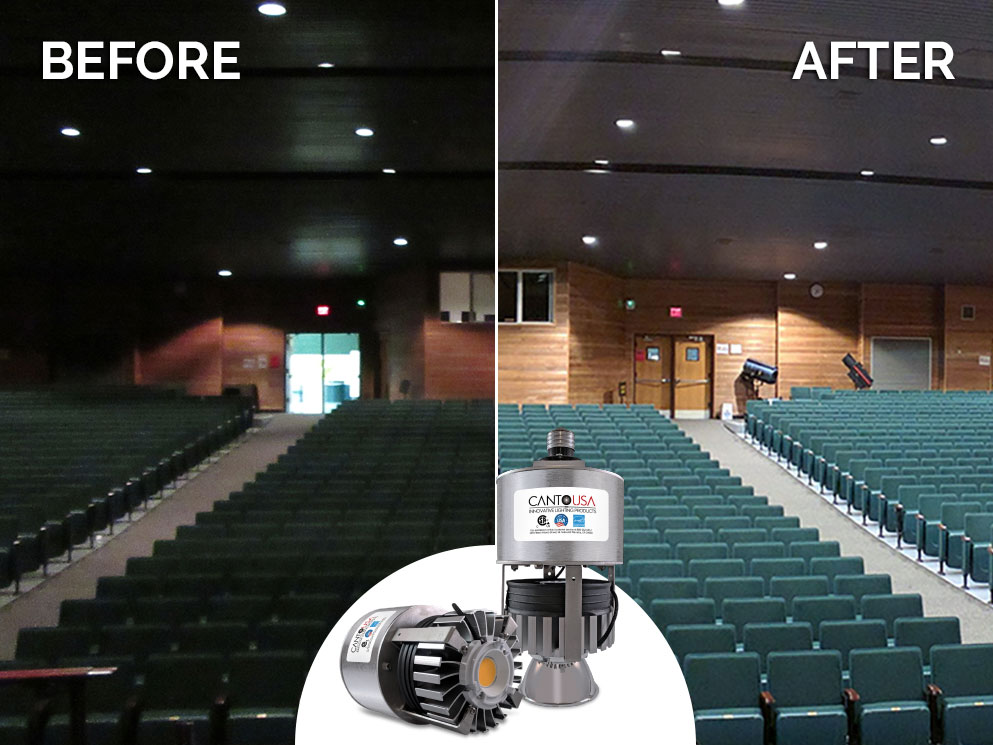 CantoUSA RETRO Before After Install Falls Church Photo