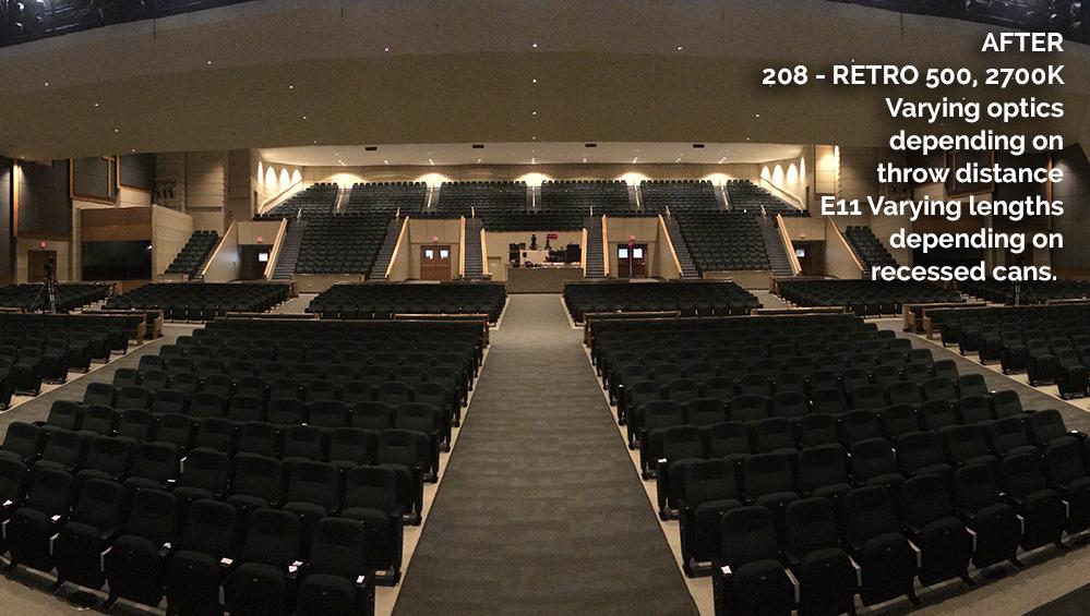 McLean Bible Church After CantoUSA RETRO Application Photo