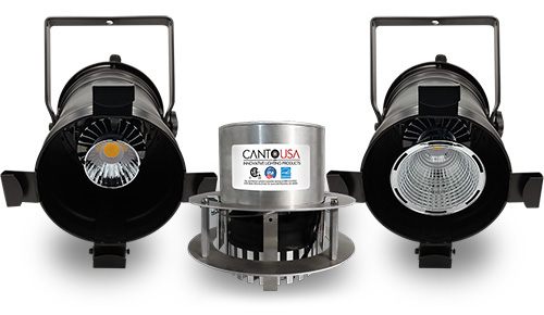 CantoUSA RETRO-PAR Series Product Photo