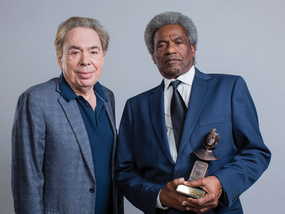 Linford And Alw Photo David Levene