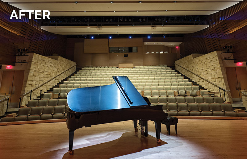 CantoUSA RETRO After Install Musical Instrument Museum Blog Photo